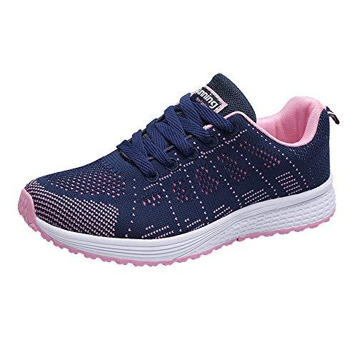 Zapatillas de Deporte Respirable para Correr Deportes Zapato