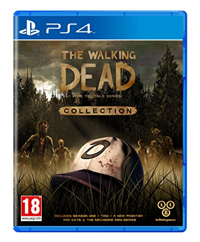Walking Dead Collection PS-4 AT Telltale Series, Remastered