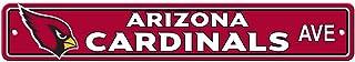 Fremont Die NFL Arizona Cardinals Stop Sign