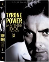 Tyrone Power Matinee Idol Collection (Cafe Metropole/Girls Dormitory/Johnny Apollo/Daytime Wife/Luck of the Irish/Ill Neve...