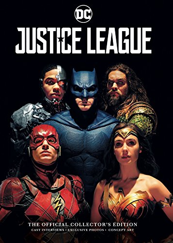 Justice League Official Collector's Edition Book
