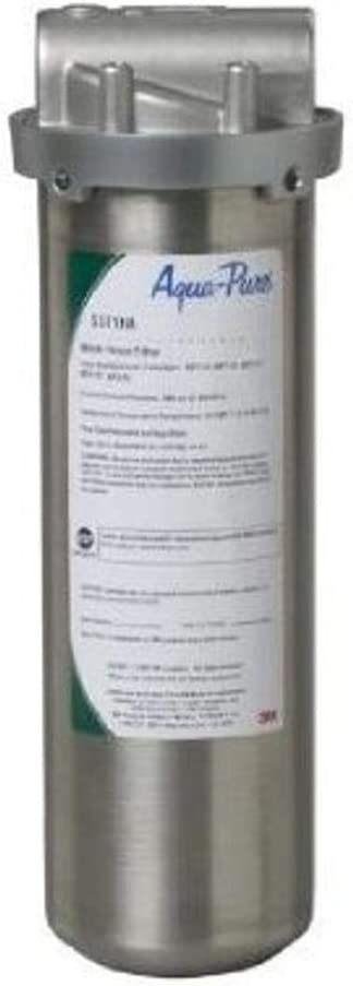 Aqua Quality inspection Pure SST1HA Industrial Grade Steel Max 54% OFF Water Filter Stainless