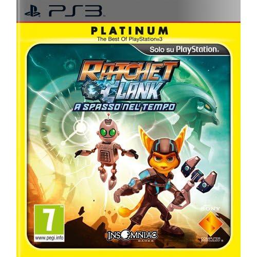 Ratchet & Clank: A Spasso Nel Tempo - Platinum Edition