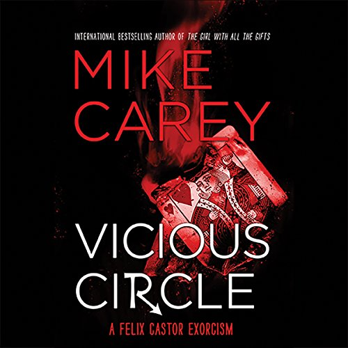 Vicious Circle Audiobook By Mike Carey cover art