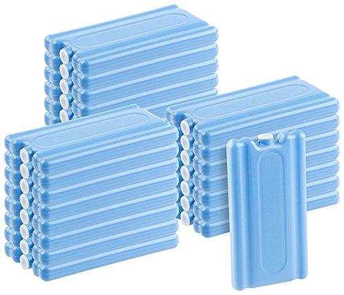 PEARL Kühlelement: 24er-Sparpack Kühlakkus mit je 200g Füllung für bis 12 Stunden Kühlung (Kühl-Akkus)
