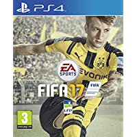 Electronic Arts FIFA 17, PS4 Básico PlayStation 4 Inglés, Francés vídeo - Juego (PS4, PlayStation 4, Deportes, Modo multijugador, E (para todos))