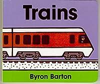 Trains Board Book
