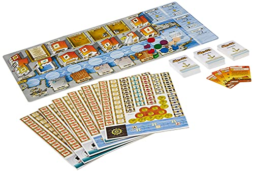 Mayfair Games Europe GmbH MFG03518 Brettspiel Le Havre