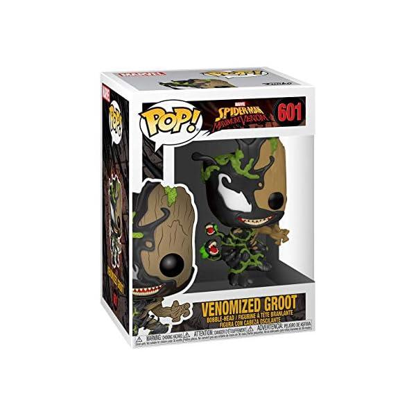 Funko Pop Groot Venomizado (Venom 511) Funko Pop Marvel