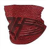 Music Van Halen Variety Pañuelo para la Cabeza, Antipolvo, Parabrisas, Cuello, Polaina, Cubierta Facial, Bufanda, pasamontañas para Exteriores, mascarilla Multifuncional para Motocicleta