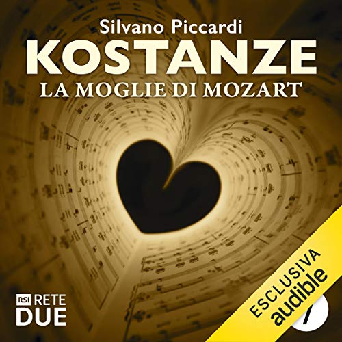 Konstanze - la moglie di Mozart 7 audiobook cover art