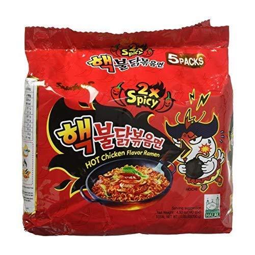 Samyang 2X Spicy Hot Chicken Flavor Ramen_KOREAN...
