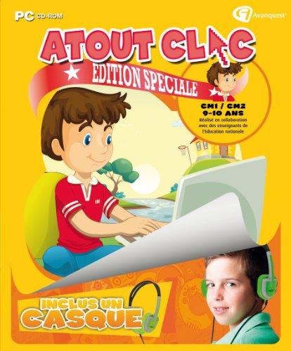 Atout clic CM1-CM2 - édition collector