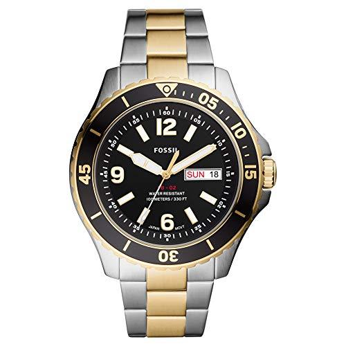 Fossil FS5766 Reloj de Hombres