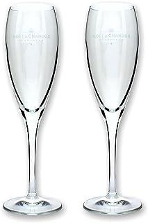 Moet&Chardon Champagnergläser, 2Stück