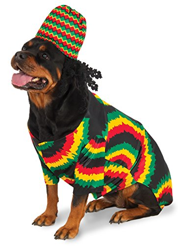 Rasta Big Dog Boutique, XX-Large - http://coolthings.us