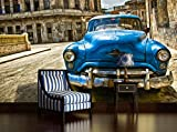 Fototapete Fototapeten Tapete Tapeten Poster Bild KUBA CUBA