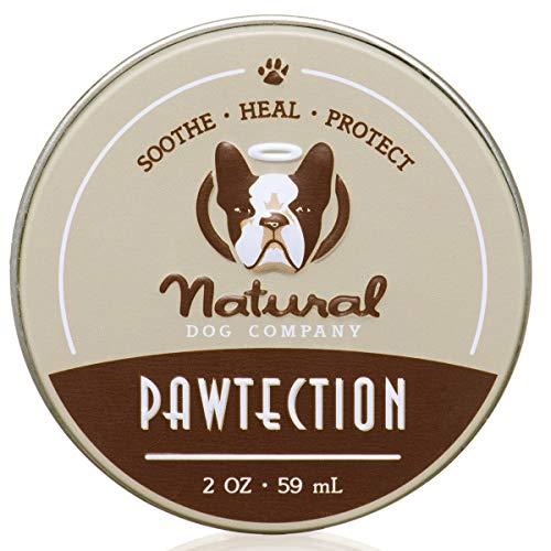 Natural Dog Company PawTection 59 ml | para almohadillas de protección de gato | orgánico, vegano
