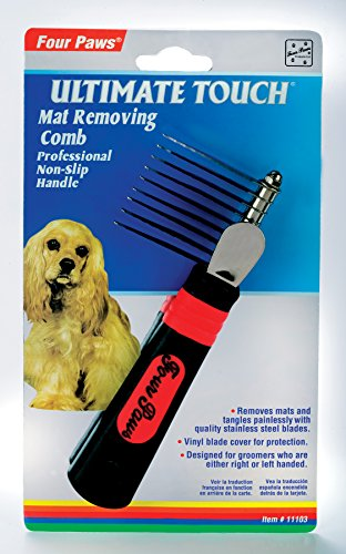 Four Paws Ultimate Touch Mat Removing Comb | Amazon