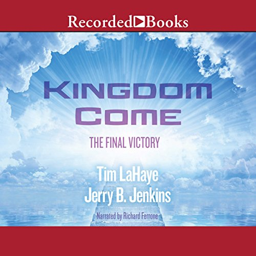 Kingdom Come audiobook cover art