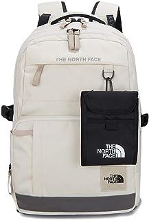(ザ・ノースフェイス) THE NORTH FACE WHITE LABEL DUAL PRO BACKPACK NM2DM00K ライトベージュ リュック [並行輸入品]