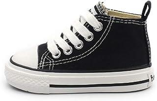 8fc24bce59004 YOPAIYA Chaussures bébé 1-3 Ans Bébé Enfant Chaussures de Toile Chaussures  Garçons Filles Printemps