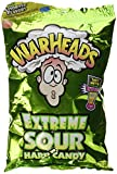 Warheads Extreme Sour Hard Candy 3.25oz Assorted Flavors