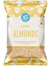 Marca Amazon - Happy Belly Almendras molidas 200gr x 5
