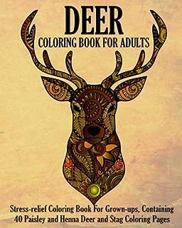 Best coloring pages deer hunting Reviews