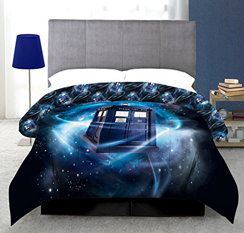 New Doctor Who Comforter (Twin)