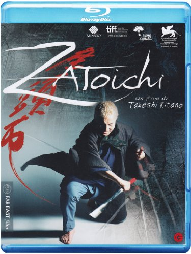 Zatoichi [Blu-ray] [IT Import]