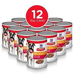 Hill's Science Diet Dog Food, Adult, Light for Healthy...
