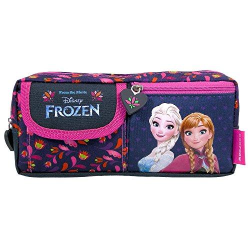 Frozen Astuccio Scuola Astuccio bellezza igienica 3scomparti Forever Friends La Regina delle Nevi