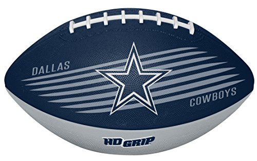 NFL Dallas Cowboys 07731065111NFL Downfield Football (All Team Options), Blue, Youth