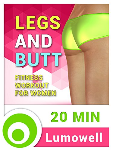 Legs and Butt - Fitness Workout for Women