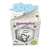 Sheepworld 46554 XL - Taza (porcelana, 60 cl, 600 ml), diseño de flores silvestres, multicolor...