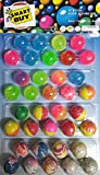 ReneReit Collection Crazy Bouncy Jumping Balls Pack Kit for Kids