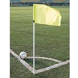 BWA Sports - Juego de 4 banderines Corner Flexibles