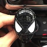 Ambientador for el coche Clip de aire acondicionado, ventilación Perfume Vengadores de Marvel Spider-Man Star Wars fan del coche Productos Accesorios (Color Name : Blue)