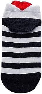 DEELIN Sale Socks Unisex Womens Socks Casual Work Heart-shaped Cotton Love Fashion Comfortable Breathable Socks Mens Novelty