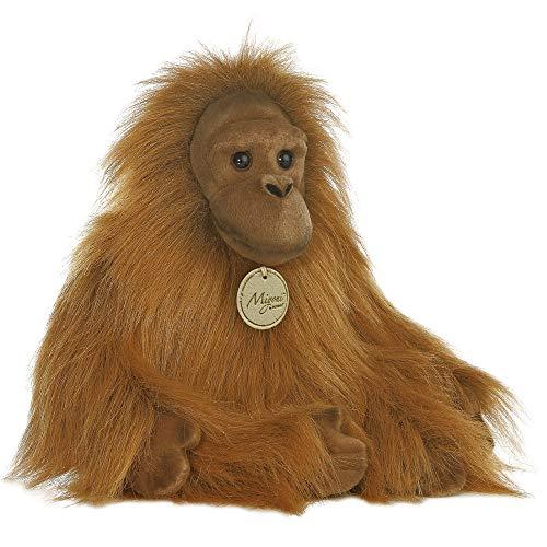 Aurora, 10854, MiYoni Orangutan, 28cm, Plüschtier, orange