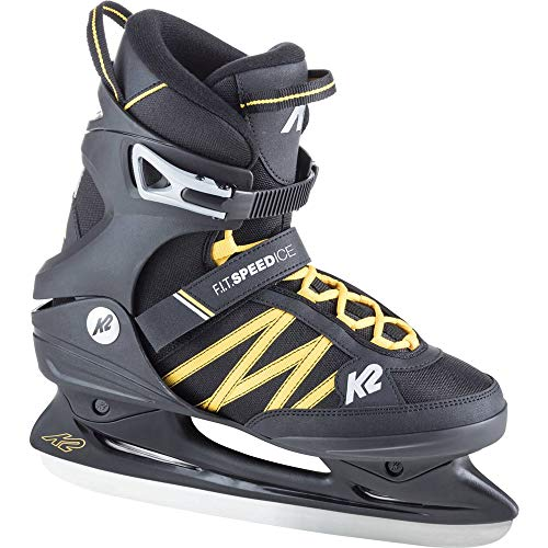 K2 F.I.T. Speed Ice Herren Schlittschuhe,, Mehrfarbig (Design 001), 50, 50 EU