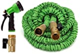 Best expandable hose - Ovareo Garden Hose. 75 Feet Expandable Garden Hose Review