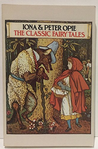 THE CLASSIC FAIRY TALES (A PALADIN BOOK) 0586083359 Book Cover