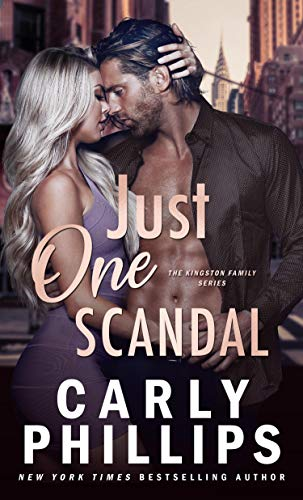 Just One Scandal (The Kingston Family Book 2) (English Edition)