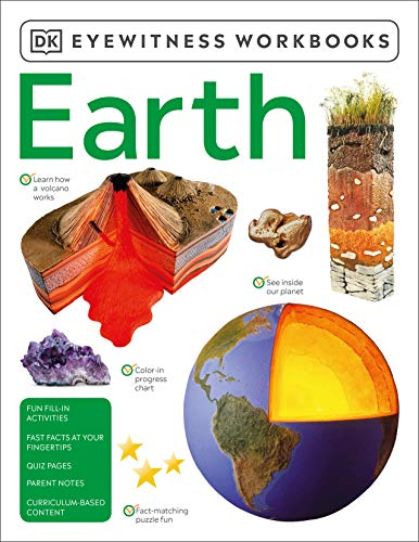 Compare Textbook Prices for Eyewitness Workbooks Earth Reissue Edition ISBN 9780744034516 by DK