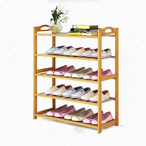 Zapatera Organizador de almacenamiento de estantes for zapatos de 5 niveles / 10 niveles Estante for zapatos Estante for el hogar Gabinete de almacenamiento for estantes for zapatos Libros y macetas Z