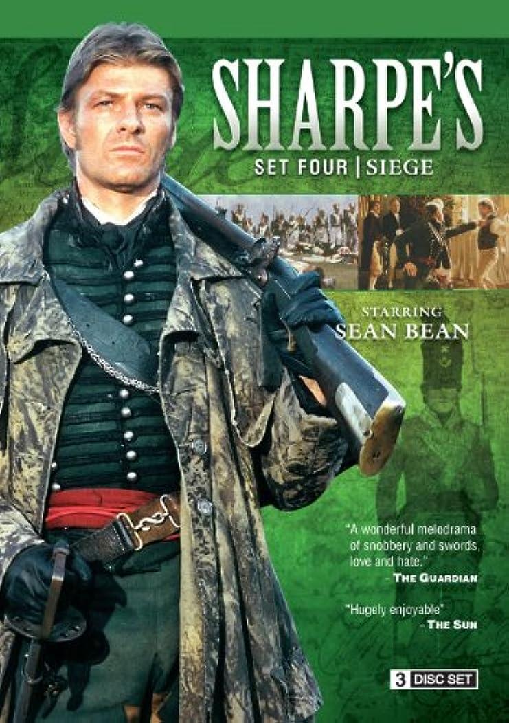 Sharpe's: Set Four - Seige