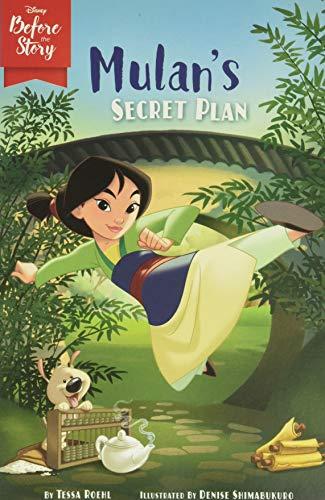 Disney Before the Story: Mulan's Secret Plan   Best Gifts for Mulan Fans