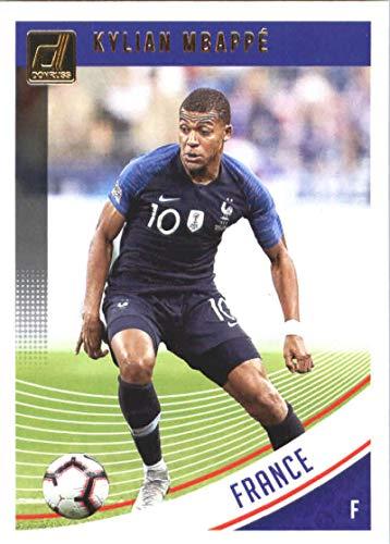 2018-19 Donruss #132 Kylian Mbappe France Soccer Card